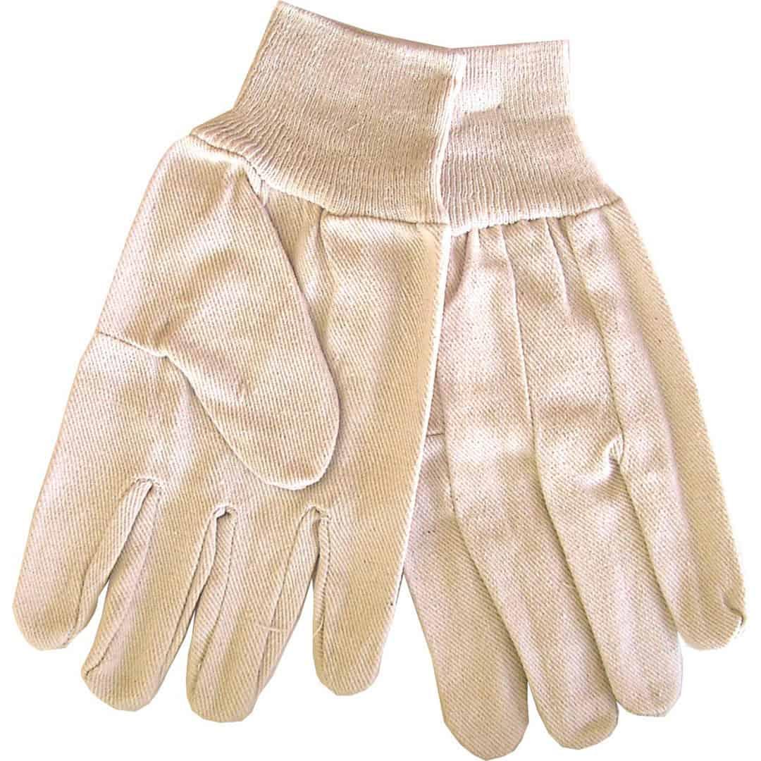 Gloves Cotton Ladies Heavy Electaserv