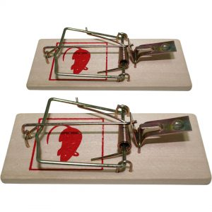 Mouse Trap - Wooden Twin Pack