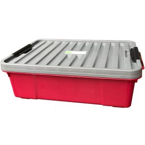 H/D Storage Box 32L Plastic