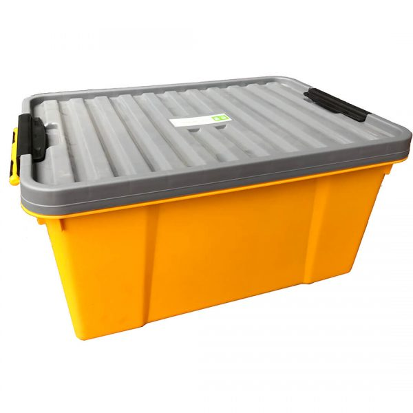H/D Storage Box 55L Plastic
