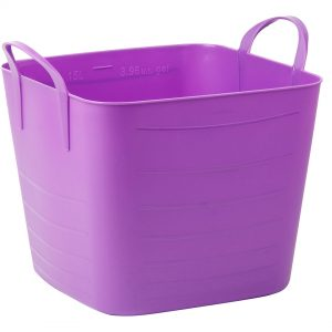 Flexi Tub Square 15L