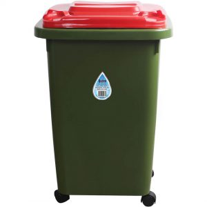 Wheelie Bin 60L General Waste