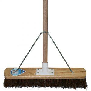 Broom 450mm Bassine Timber